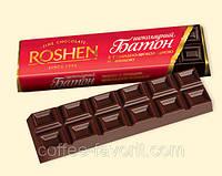 Батончик ROSHEN с помадно-шоколадной начинкой. 47г.