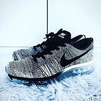 Женские кроссовки Nike Air Max Flyknit Oreo АТ-459