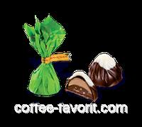 Конфеты «ROSHEN» Монблан крем-пралине с дроб.лес.орехом (1кг), фото 1