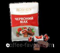 Конфеты «Roshen» Красный Мак фасованные 155 гр