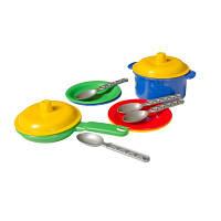 Посудка игрушечная Маринка 2 0694 ТехноК