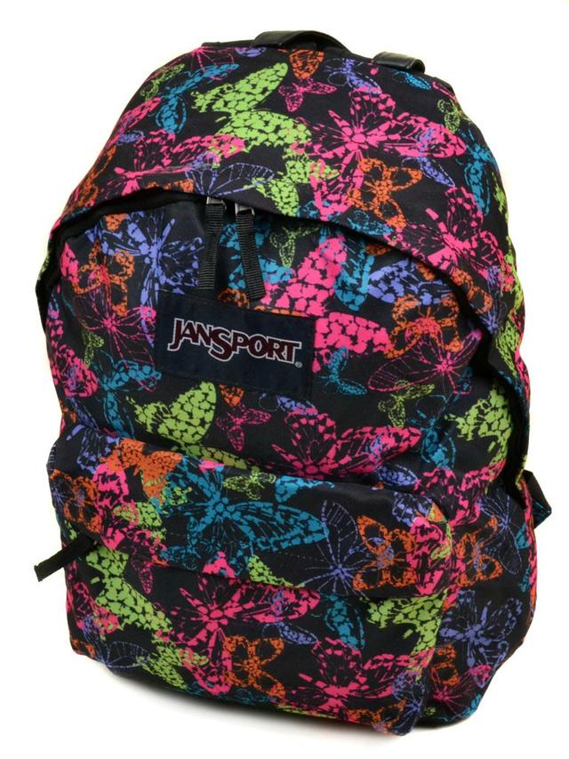 Городской рюкзак в бабочках