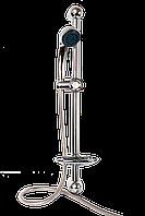 Siamp набор для душа стойка с лейкой и шлангом 1,5 м