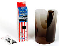 JANEY Автомобильная тонировочная пленка для лобового стекла зеркальная Silver/Black 20см х 3,0м