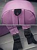 Стильный городской рюкзак с котиком, фото 3