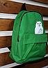 Стильный городской рюкзак с котиком, фото 6