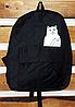 Стильный городской рюкзак с котиком, фото 7