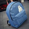 Стильный городской рюкзак с котиком, фото 8