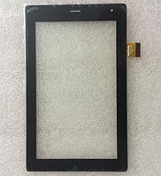 Оригинальный тачскрин / сенсор (сенсорное стекло) для TPC1463 VER5.0 E (черный цвет, самоклейка)