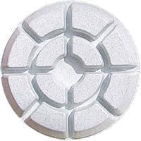 Алмазные пады толстые  шлифкруги для полировки пола полировальные шлифовальные круги 100 мм