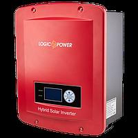 Гибридный сетевой инвертор LogicPower LP-GS-HSI 3000W 48v МРРТ PSW