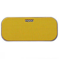 Колонка беспроводная Rapoo Bluetooth Portable Speaker A500 Yellow (А500 yelow)