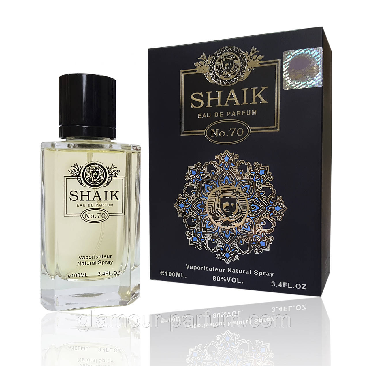 Мужской парфюм Shaik No 70 ( Шейх)