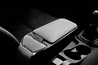 Подлокотник Лянчиа Епсилон / Lancia Ypsilon 2007-2011 ArmSter 2 Black