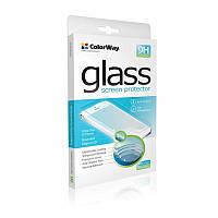 Защитное стекло Samsung A320 Galaxy A3 (2017) прозрачное ColorWay 9H (CW-GSRESA320)