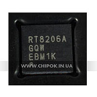 Контроллер питания Richtek RT8206AGQW (high copy)