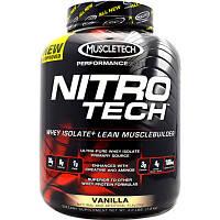 MuscleTech Nitro Tech 4lb (1800 g)