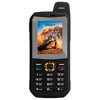 Мобильный телефон Sigma mobile X-treme 3GSM Black (Sigma mobile X-treme 3GSM)