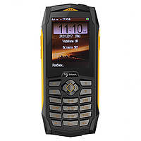 Мобильный телефон Sigma mobile X-treme PQ68 Black Yellow (4827798855614)
