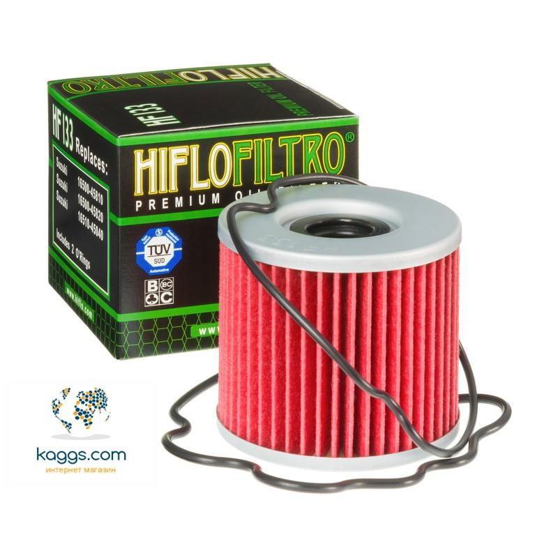 Масляный фильтр Hiflo HF133 для Suzuki, Bimota.
