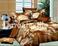 """Комплект постельного белья """"Ранфорc"""" евро размер"""