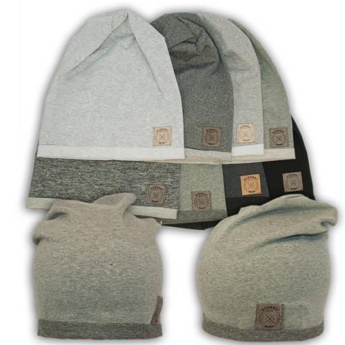 Детские шапки из трикотажа для мальчика, HL36