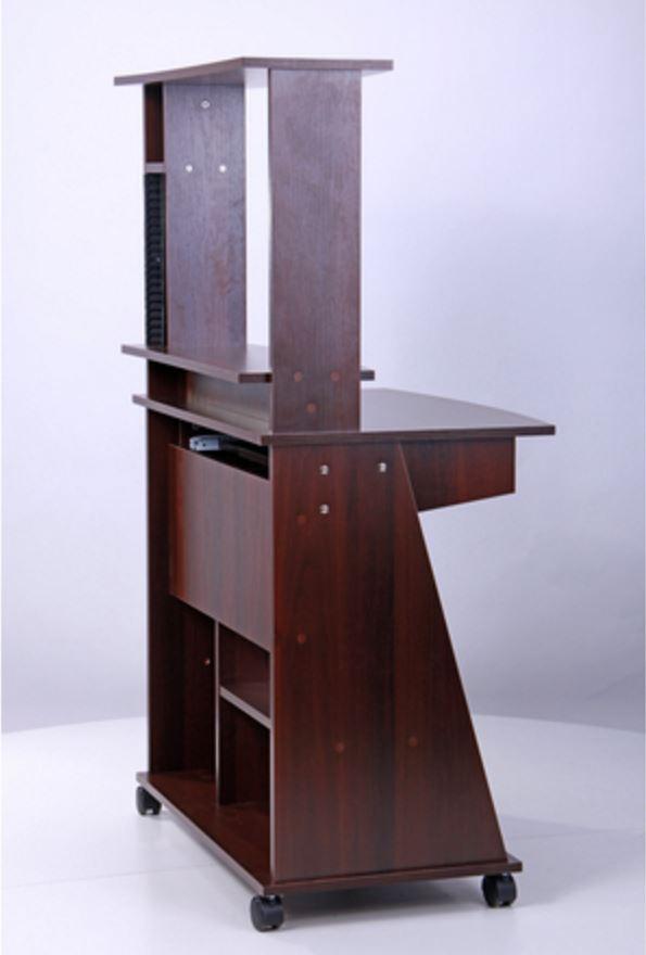 Стол компьютерный СК500 темный орех (фото 3)