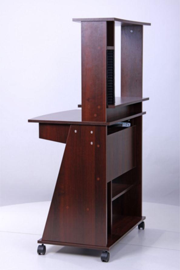 Стол компьютерный СК500 темный орех (фото 6)