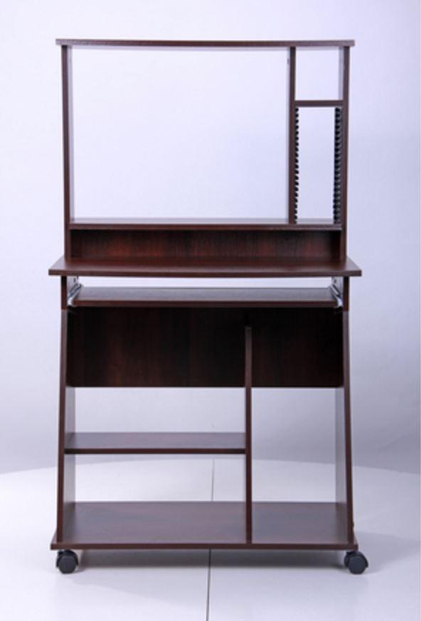 Стол компьютерный СК500 темный орех