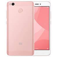 Смартфон ORIGINAL Xiaomi Redmi 4X Pink (8X1,4Ghz; 2GB/16GB+slot CD; 4100 mAh)