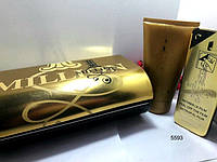 5593 Набор парфюм+гель для душа Paco Rabanne 1 Million ( В железной коробке)(100 мл)