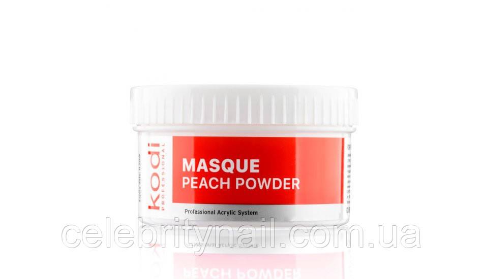 Kodi Professional Masque Peach Powder (матирующая акриловая пудра, персик), 60гр