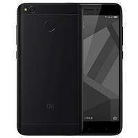 Смартфон ORIGINAL Xiaomi Redmi 4X black (8X1,4Ghz; 3GB/32GB+slot CD; 4100 mAh)