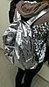 Блестящий грородской рюкзак, фото 2