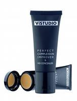 ViSTUDIO Тональная основа + консилер - Perfect complexion improver HD Concealer, 35 мл