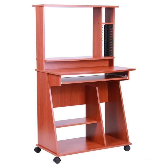 Стол компьютерный СК500 кальвадос