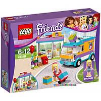 Конструктор Lego Служба доставки подарков в Хартлейк 41310