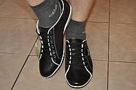 Туфли/мокасины кожаные мужские 40,41р