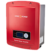 Гибридный сетевой инвертор LogicPower LP-GS-HSI 1000W 48v МРРТ PSW, фото 1