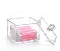 Диспенсер для ватных палочек и микробрашей