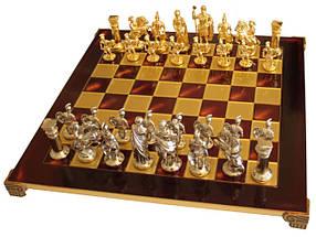 Игровой набор Manopoulos шахматы (S11RED)