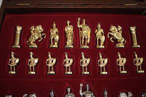 Игровой набор Manopoulos шахматы (S11RED), фото 2