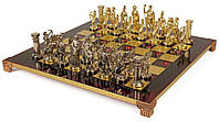 Игровой набор Manopoulos шахматы (S15RED)