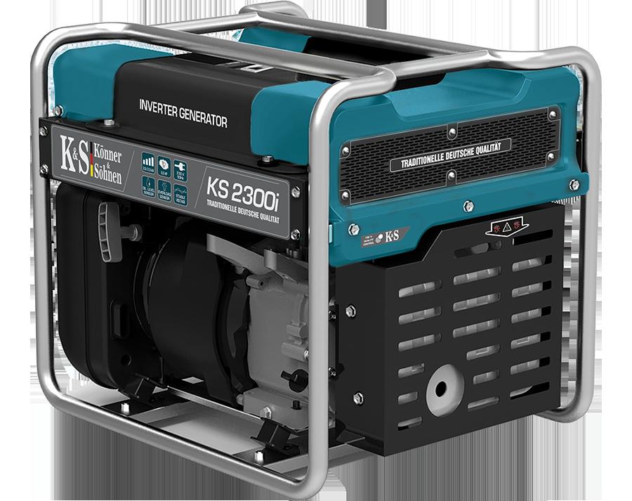 Инверторный генератор Könner & Söhnen KS 2300і (2,3 кВт)
