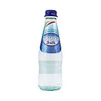Вода минеральная газированная Rocchetta / Рочета Brio Blu, 0,25л, 24 шт/уп