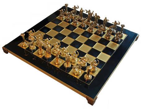 Игровой набор Manopoulos шахматы (SK5BLU), фото 2