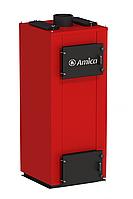 Твердотопливные котлы Amica Time U 20 кВт универсальные (сталь 6 мм)