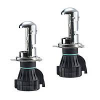 Биксеноновые лампы Cyclon BASE-Type H4 35W (4300/5000/6000)