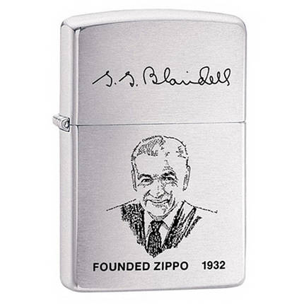 Зажигалка Zippo 200FL, фото 2