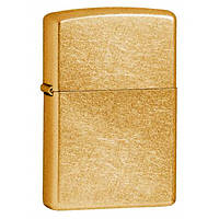 Зажигалка Zippo 207G CLASSIC gold dust